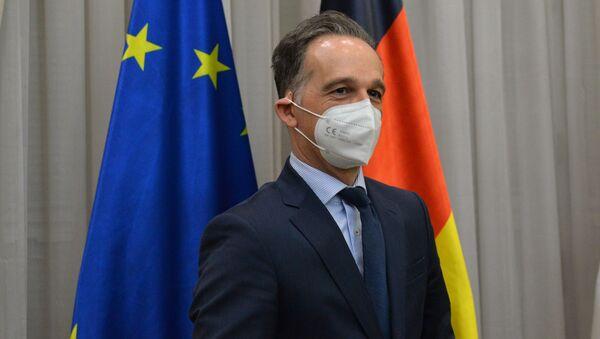 Министар спољних послова Немачке Хајко Мас - Sputnik Србија
