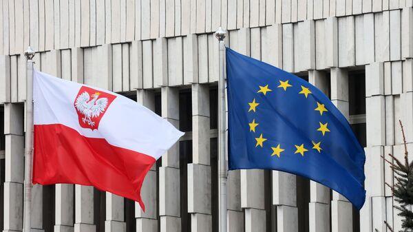 Амбасада Пољске у Москви - Sputnik Србија