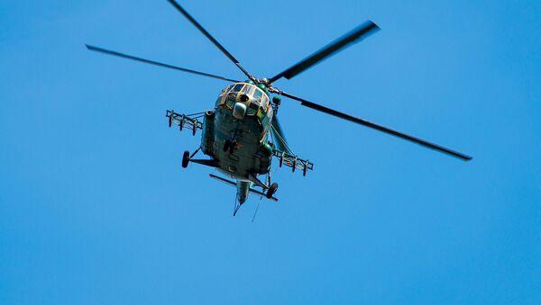 Vojni helikopter — ilustracija - Sputnik Srbija