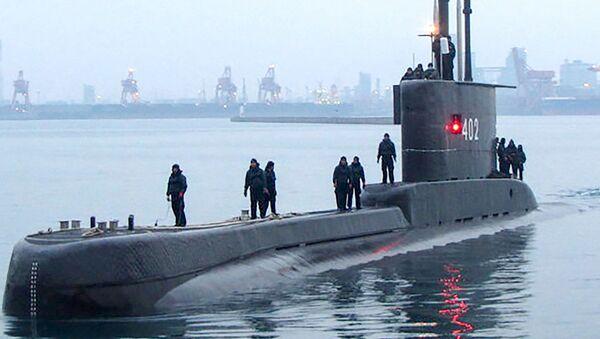 """Podmornica mornarice Indonezije """"KRI Nangala 402"""" - Sputnik Srbija"""