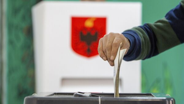 Parlamentarni izbori u Albaniji - Sputnik Srbija