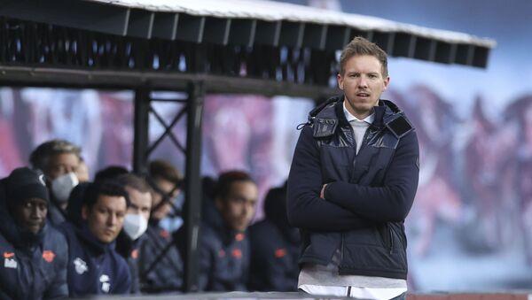 Julijan Nagelsman, nemački fudbalski trener - Sputnik Srbija