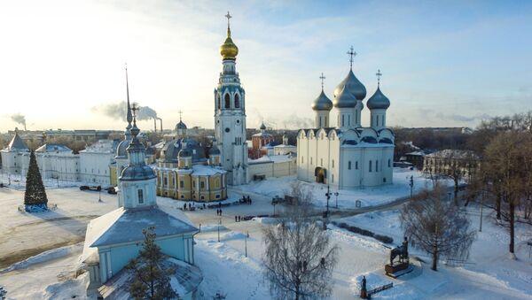 Зимска Вологда - Sputnik Србија