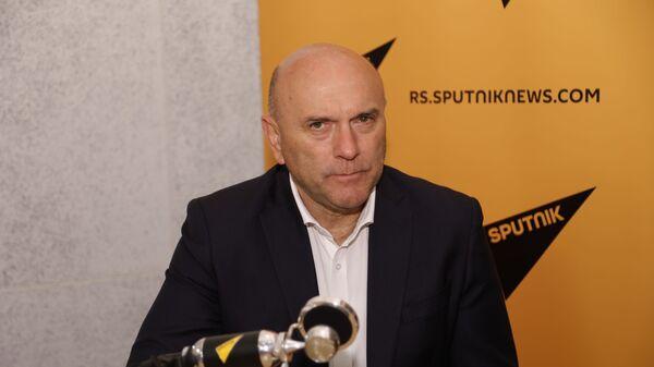Председник општине Будва Марко Бато Царевић  - Sputnik Србија