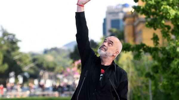 Edi Rama - Sputnik Srbija