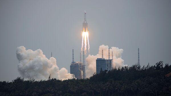 Кина лансирала у свемир беспилотни модул  - Sputnik Србија