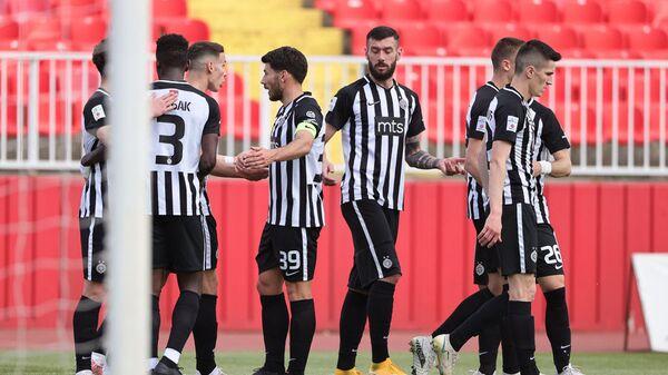 Partizan fudbal - Sputnik Srbija