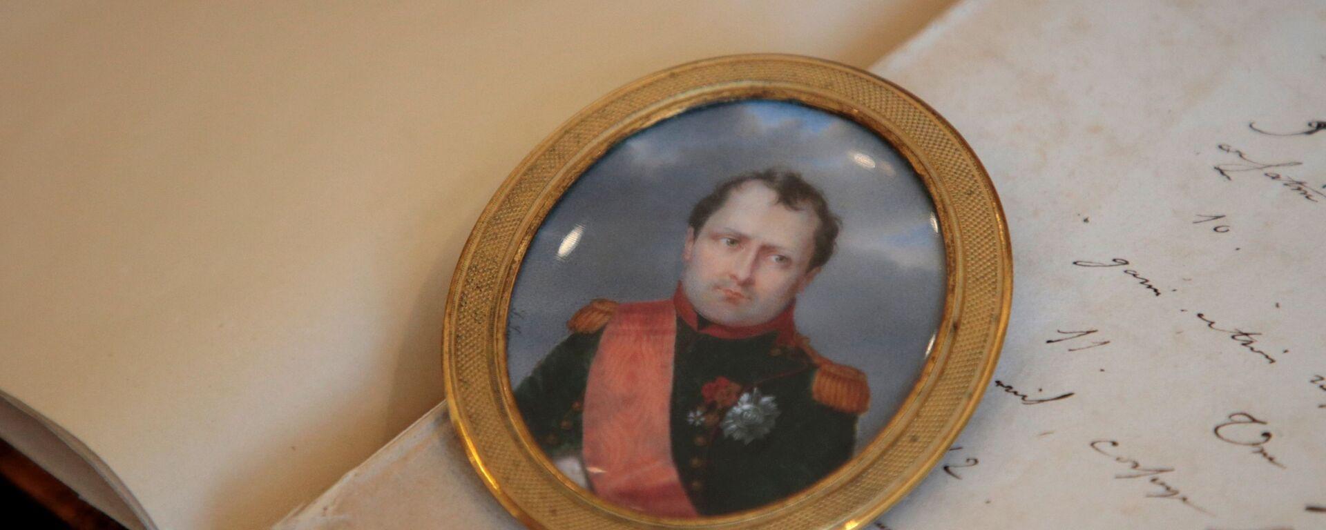 Portret Napoleona Bonaparte - Sputnik Srbija, 1920, 01.05.2021