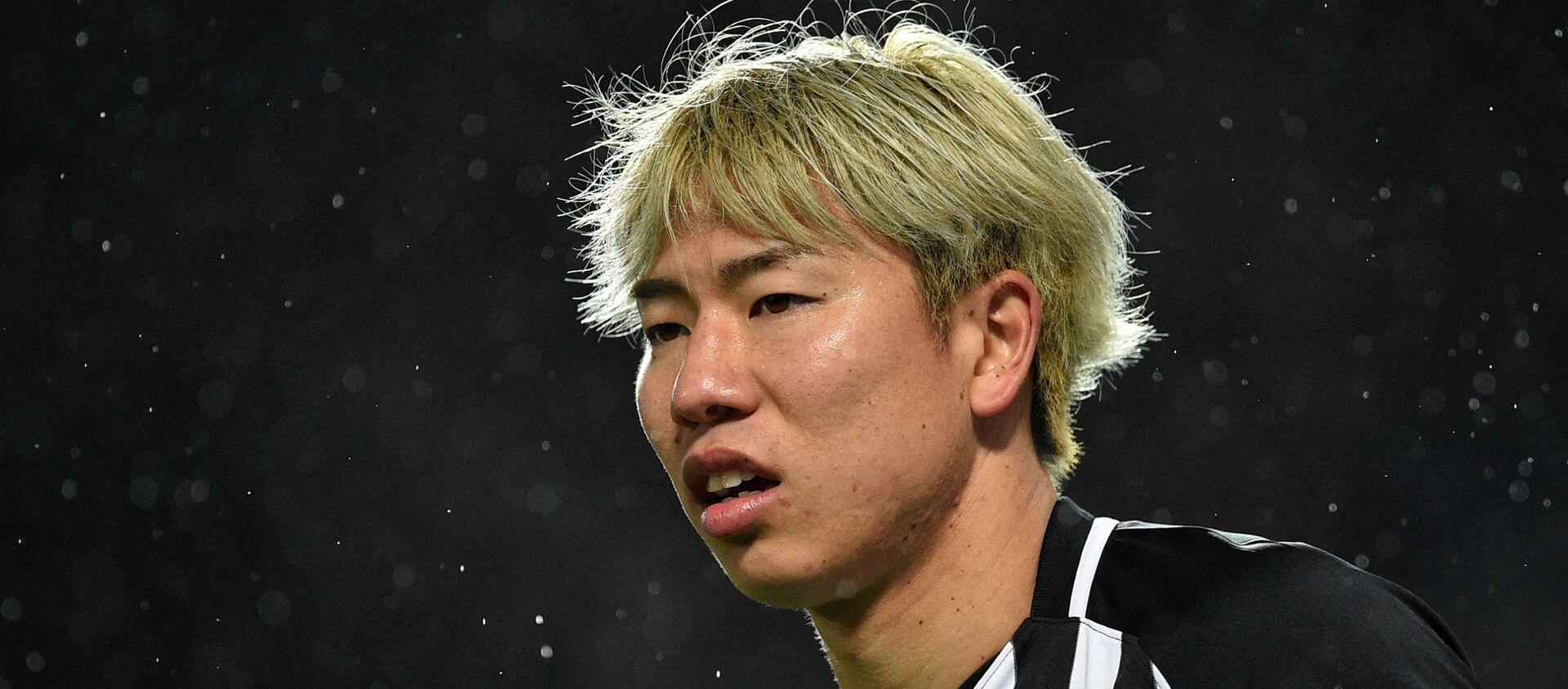 Japanski fudbaler Takuma Asano - Sputnik Srbija, 1920, 02.05.2021