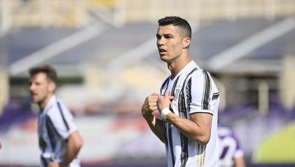 Фудбалер Јувентуса Кристијано Роналдо - Sputnik Србија