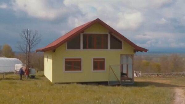 Rotirajuća kuća u Srpcu u Republici Srpskoj - Sputnik Srbija
