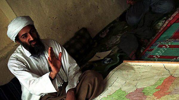 Osama bin Laden 1998. u Avganistanu - Sputnik Srbija
