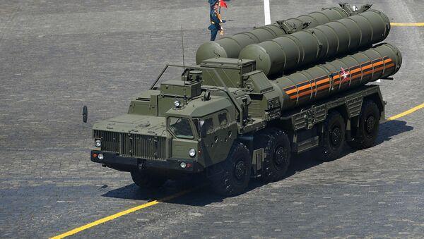 Sistem za protivvazdušnu odbranu S-400 - Sputnik Srbija