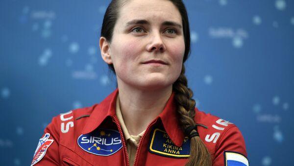 Ruski kosmonaut Ana Kikina  - Sputnik Srbija