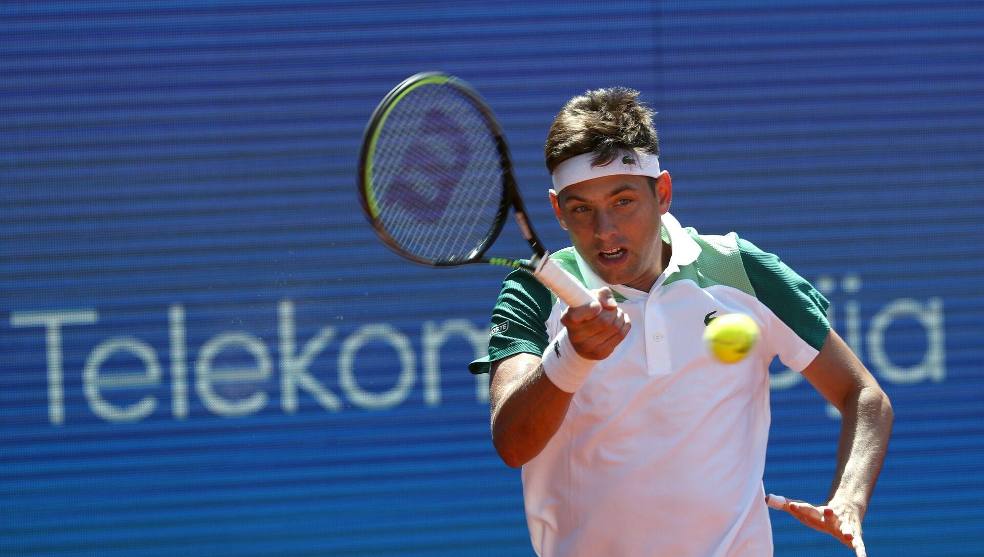 Srpski teniser Filip Krajinović - Sputnik Srbija, 1920, 04.05.2021