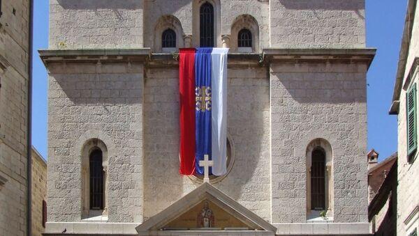 Црква Светог Николе у Котору - Sputnik Србија