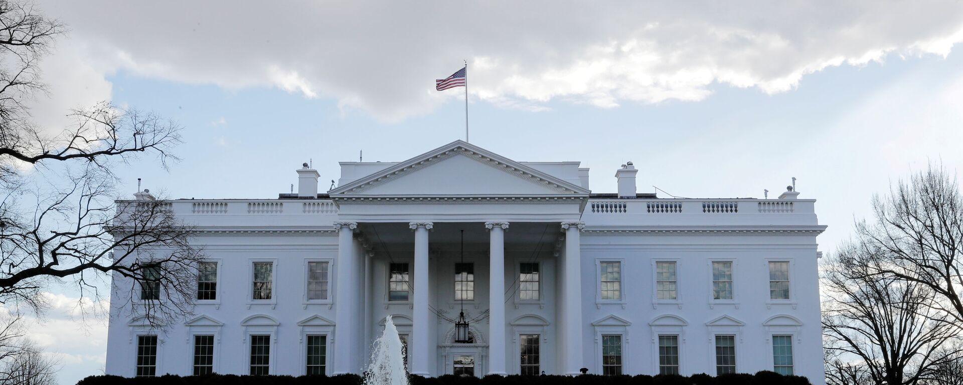 Бела кућа у Вашингтону - Sputnik Србија, 1920, 25.05.2021