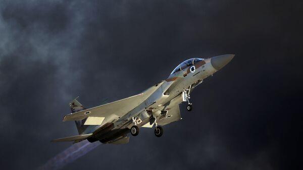Израелски ловац Ф-15 - Sputnik Србија