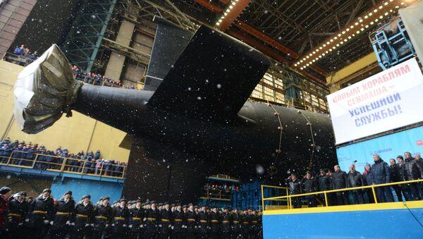 Нуклеарна подморница Казањ  - Sputnik Србија