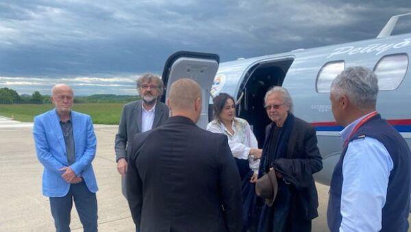 Peter Handke stigao u Banjaluku - Sputnik Srbija