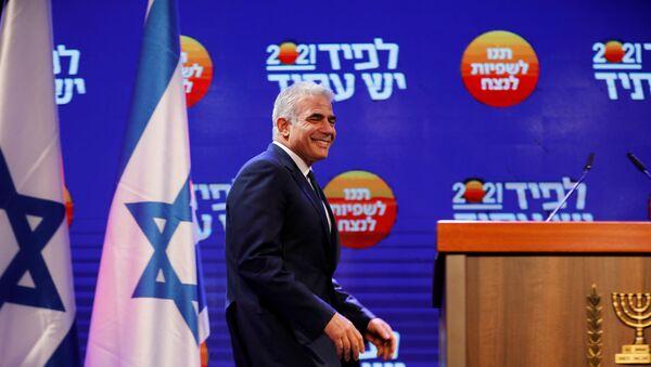 Јаир Лапид, мандатар за састав израелске владе - Sputnik Србија