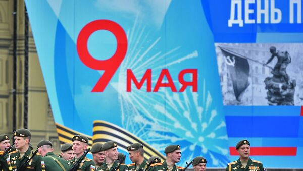 Parada pobede na Crvenom trgu u Moskvi 2021 - Sputnik Srbija