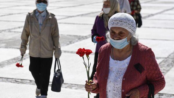 Дан сећања и жалости у руским градовима - Sputnik Србија