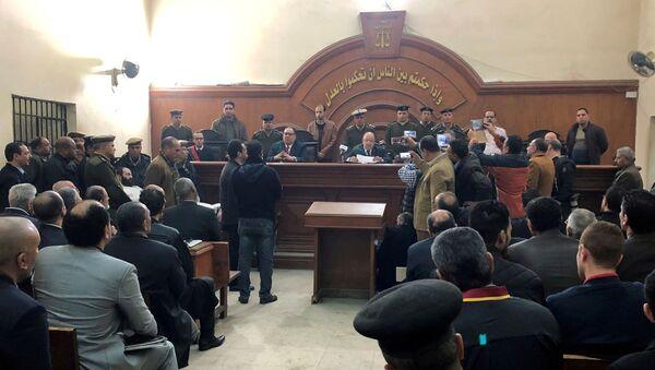 Suđenje monahu u Egiptu za ubistvo - Sputnik Srbija