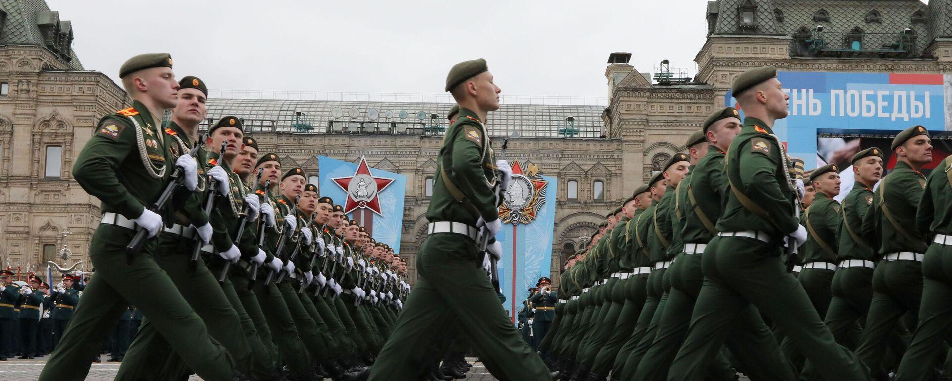 Vojna parada u Rusiji  - Sputnik Srbija, 1920, 08.09.2021