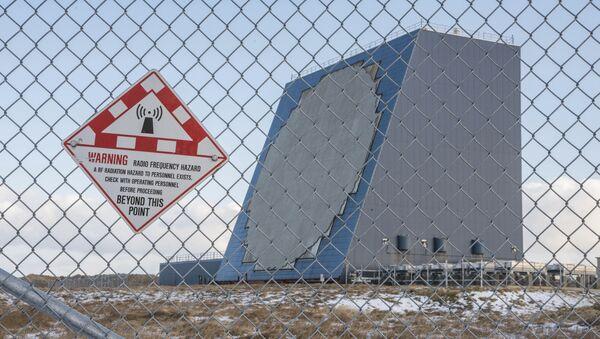Američka vazduhoplovna baza Ireksen na Aljasci - Sputnik Srbija