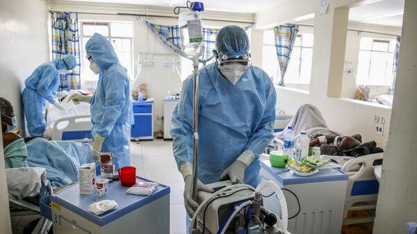 Bolnica u Indiji - Sputnik Srbija