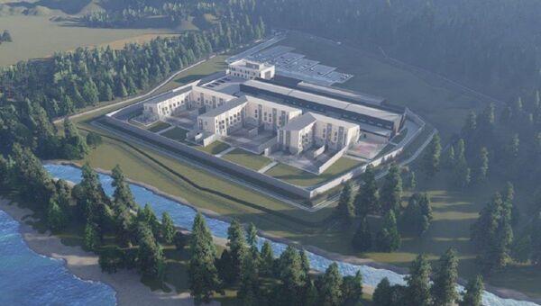 Nacrt kako će zatvor u Mojokvcu izgledati - Sputnik Srbija