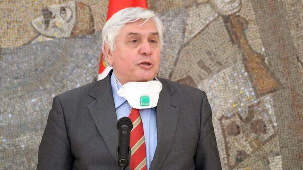 Dr Branislav Tiodorović - Sputnik Srbija