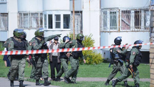 Посланик Думе: Нападачу из Казања издата дозвола за оружје пре 15 дана, обезбеђења у школи није било - Sputnik Србија