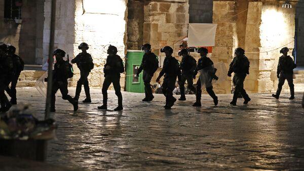 Izraelska vojska u Jerusalimu - Sputnik Srbija