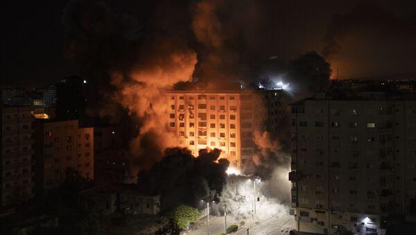 Sukob Izraela i Palestinaca - Sputnik Srbija