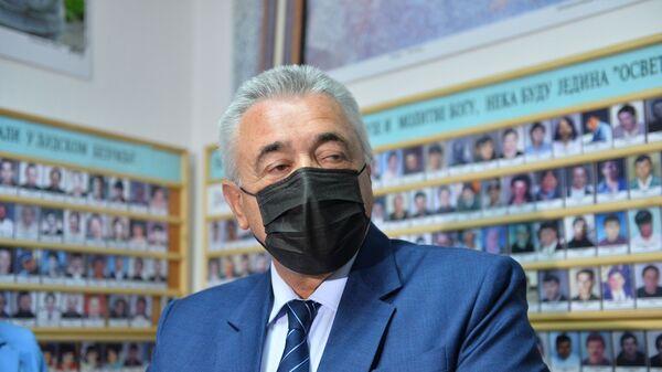 Председник Комисије за нестала лица Владе Србије Вељко Одаловић - Sputnik Србија