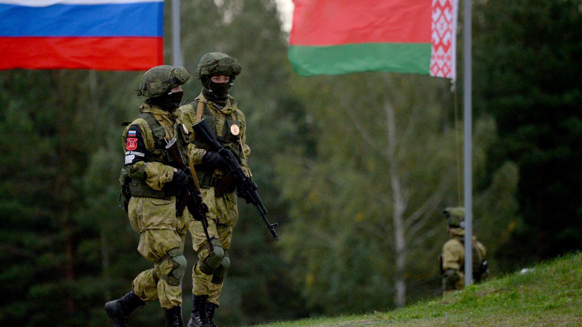 Rusko-beloruske vojne vežbe Zapad-2017  - Sputnik Srbija, 1920, 01.06.2021