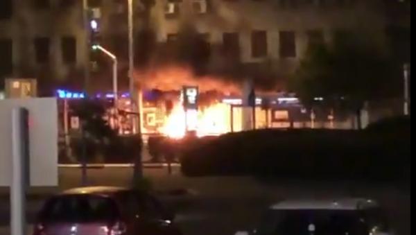 Хаос на улицама Израела - Sputnik Србија