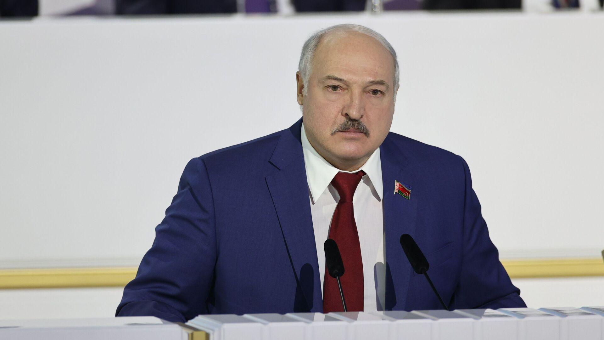 Predsednik Belorusije Aleksandar Lukašenko - Sputnik Srbija, 1920, 16.09.2021