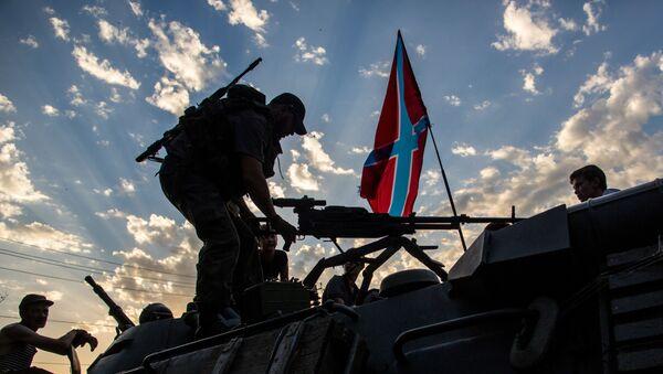 Ustanici u Donbasu - Sputnik Srbija