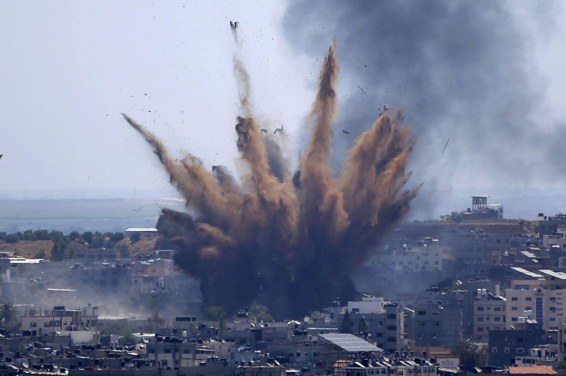 Израелски напад на Газу - Sputnik Србија, 1920, 13.07.2021