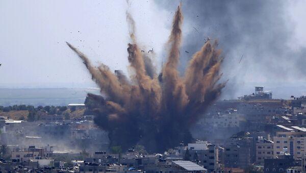 Izraelski napad na Gazu - Sputnik Srbija