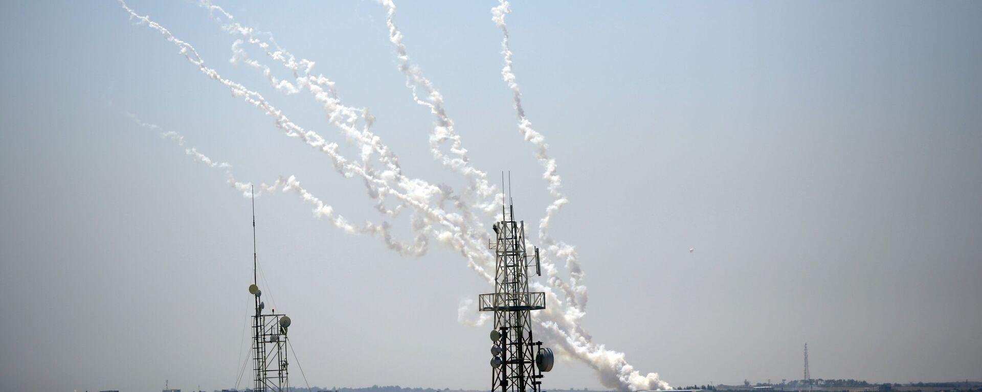 Raketni napad iz Gaze na Izrael - Sputnik Srbija, 1920