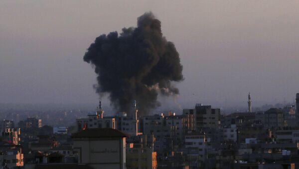 Сукоб Израела и Палестинаца из Појаса Газе - Sputnik Србија