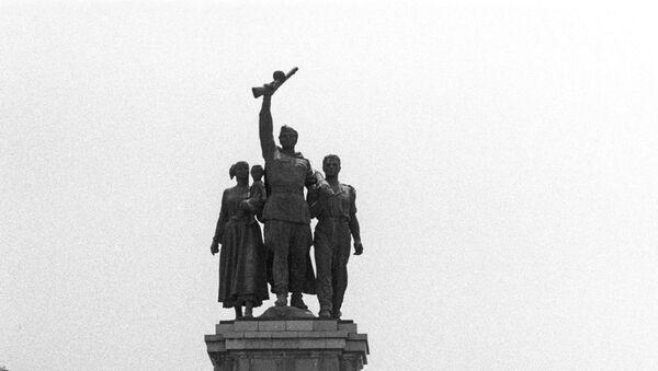 Spomenik Sovjetskoj vojsci u Sofiji - Sputnik Srbija