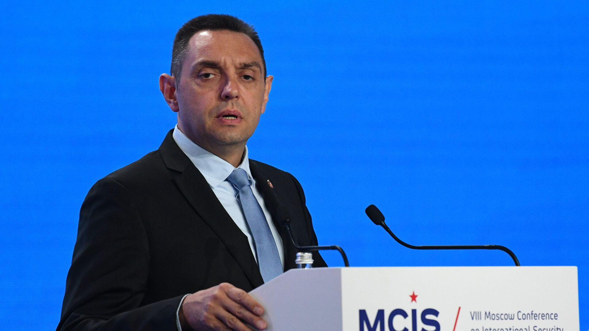 Aleksandar Vulin na Moskovskoj konferenciji međunarodne bezbednosti - Sputnik Srbija, 1920, 11.10.2021