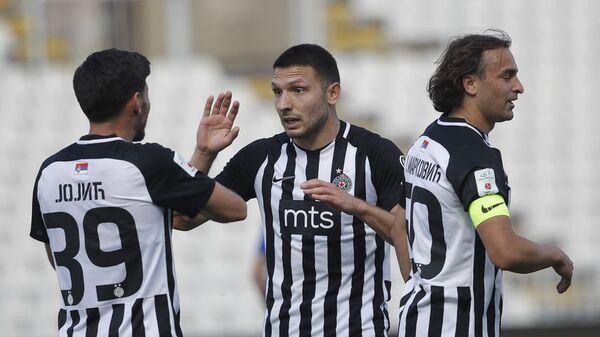 FK Partizan - Sputnik Srbija