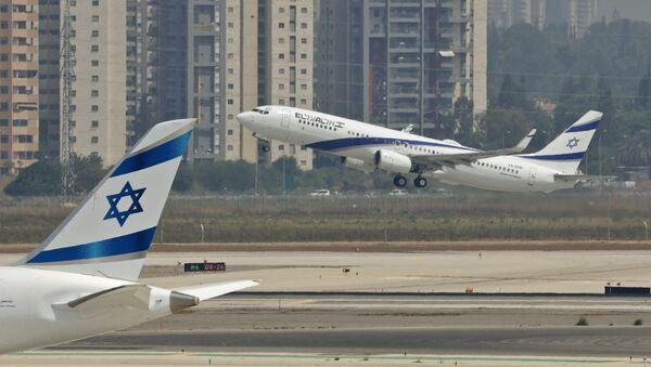 Aerodrom u Izraelu - Sputnik Srbija