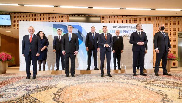 Самит лидера региона Брдо Бриони у Словенији - Sputnik Србија